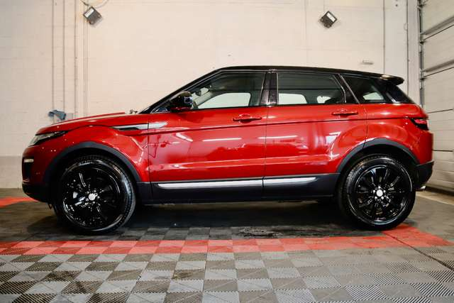Land Rover Range Rover Evoque 2.0 Si4 4WD HSE Dynamic 4WD MY 2018