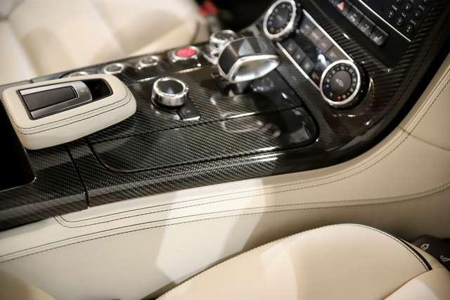 Mercedes SLS Roadster - Belgian Car - 1 Owner - Full History