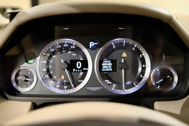 Aston Martin Rapide Rapide S - Full Aston History - B&O - Camera- MY14