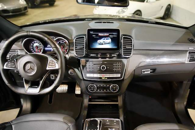 Mercedes GLS 63 AMG 4-Matic B&O - DVD - Camera