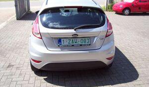 Ford Fiesta 1.25i Trend