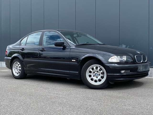 BMW Série 3 d Leder / Airco / Meeneemprijsje EXPORT!!! 1/15
