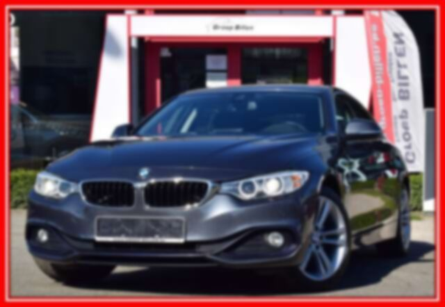BMW Série 4 d SPORT - LEDER - NAVI PRO- XENON - HUD - PDC -ALU