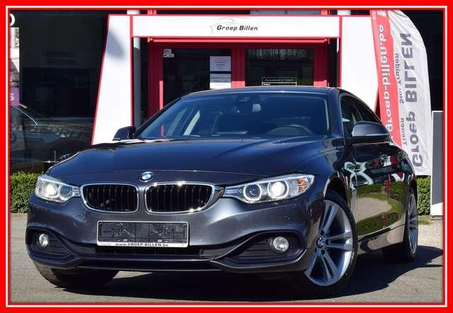 BMW Série 4 d SPORT - LEDER - NAVI PRO- XENON - HUD - PDC -ALU 1/15