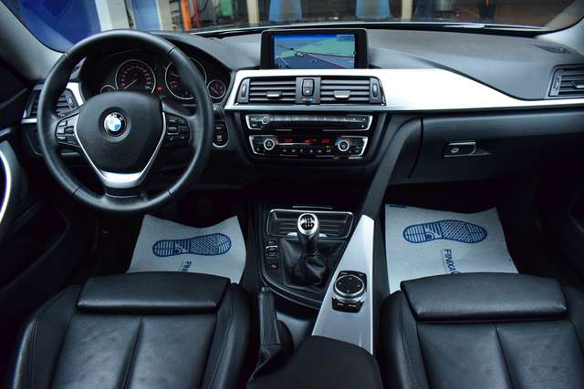 BMW Série 4 d SPORT - LEDER - NAVI PRO- XENON - HUD - PDC -ALU 4/15
