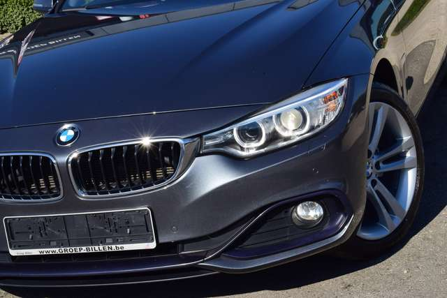 BMW Série 4 d SPORT - LEDER - NAVI PRO- XENON - HUD - PDC -ALU 5/15