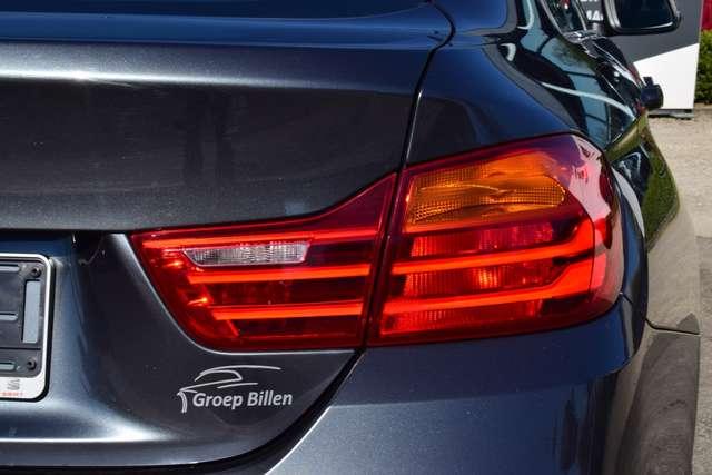 BMW Série 4 d SPORT - LEDER - NAVI PRO- XENON - HUD - PDC -ALU 6/15