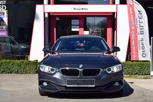 BMW Série 4 d SPORT - LEDER - NAVI PRO- XENON - HUD - PDC -ALU 7/15