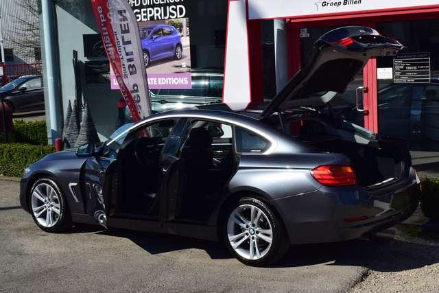 BMW Série 4 d SPORT - LEDER - NAVI PRO- XENON - HUD - PDC -ALU 13/15