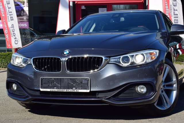 BMW Série 4 d SPORT - LEDER - NAVI PRO- XENON - HUD - PDC -ALU 14/15
