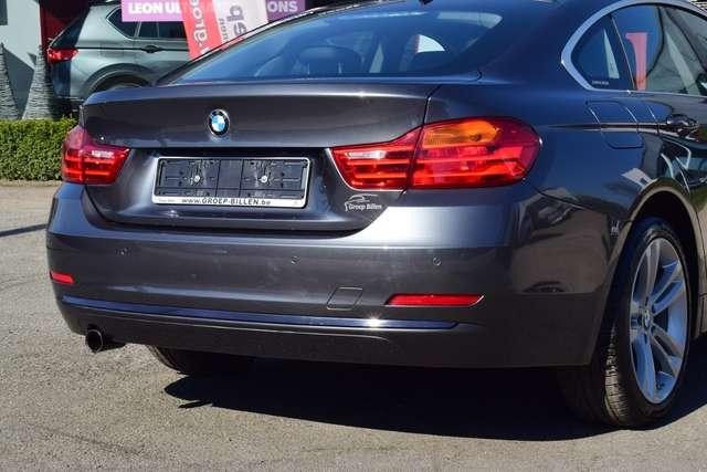 BMW Série 4 d SPORT - LEDER - NAVI PRO- XENON - HUD - PDC -ALU 15/15