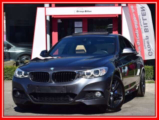 BMW Série 3 dGT M-PACK - LEDER - NAVI - PANODAK -HARMAN KARDON
