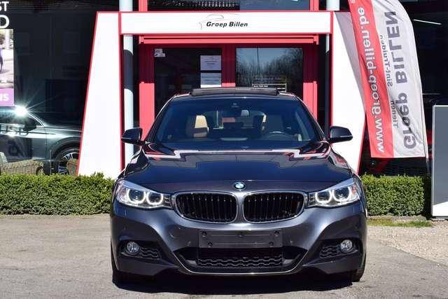 BMW Série 3 dGT M-PACK - LEDER - NAVI - PANODAK -HARMAN KARDON 7/15