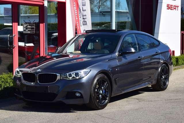 BMW Série 3 dGT M-PACK - LEDER - NAVI - PANODAK -HARMAN KARDON 12/15