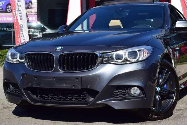 BMW Série 3 dGT M-PACK - LEDER - NAVI - PANODAK -HARMAN KARDON 14/15