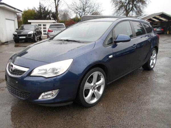 Opel Astra 1.4 Turbo/Airco/GPS/Garantie/68.000km