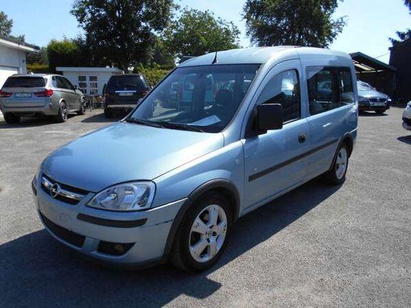 Opel Combo 1.6i Gekeurd/Garantie/5 Zitplaatsen/153.000km