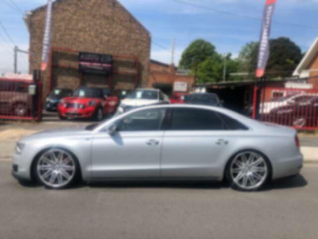 Audi A8 L 4.2 TDi V8T LONG 258(351)KW(HP)GAR.1AN