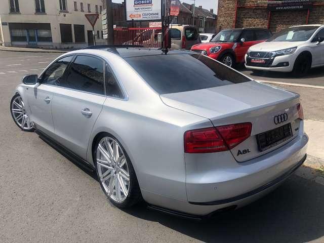 Audi A8 L 4.2 TDi V8T LONG 258(351)KW(HP)GAR.1AN 8/15