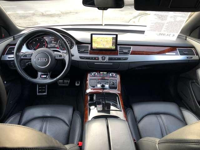 Audi A8 L 4.2 TDi V8T LONG 258(351)KW(HP)GAR.1AN 13/15
