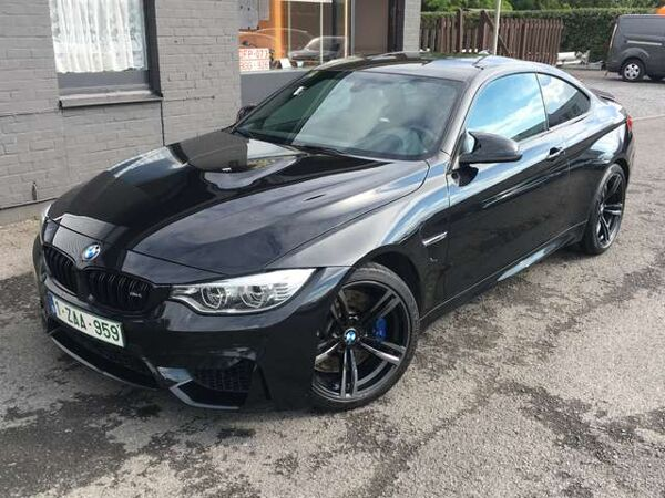 BMW M4 3.0 DKG-M-Performance uitlaat-LED-Harman-360' Cam.
