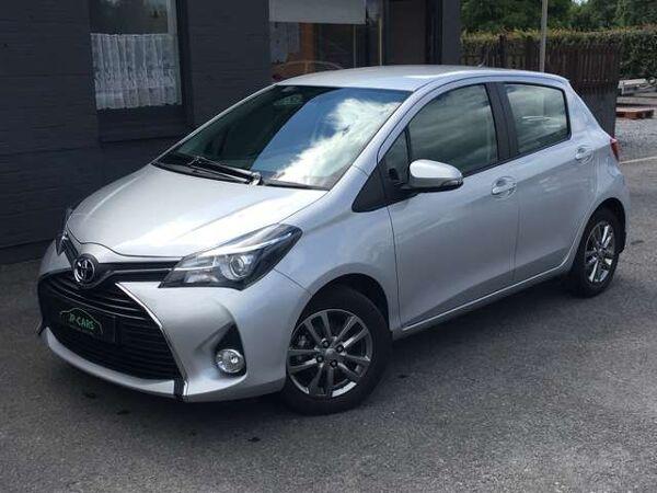 Toyota Yaris 1.33i VVT-i Dynamic-AUTOMATIC-Navi-Camera-Airco!!!