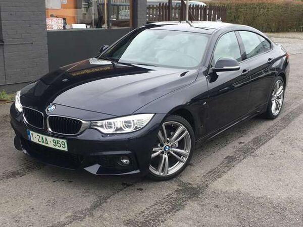 BMW 420 4 GRAN COUPE DIESEL-M-pack-Autom.-Euro 6b-124Gr