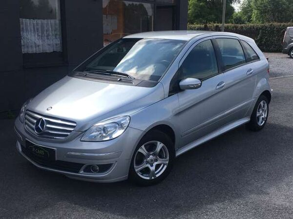 Mercedes B 200 CDI - Elegance - Airco - Alu's - OHB - Car-pass!!!