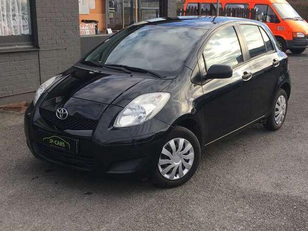 Toyota Yaris 1.0i VVT-i - 5Deurs-CV-OHB-Car-pass-Goede staat!!!