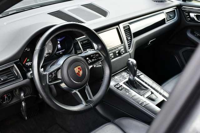 Porsche Macan S 3.0 PDK - MEMORY - TREKHAAK - BLUETOOTH - CRUISE 8/15
