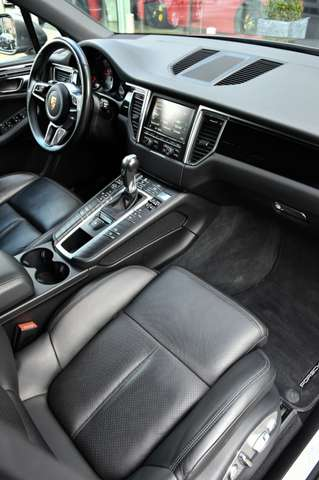 Porsche Macan S 3.0 PDK - MEMORY - TREKHAAK - BLUETOOTH - CRUISE 11/15