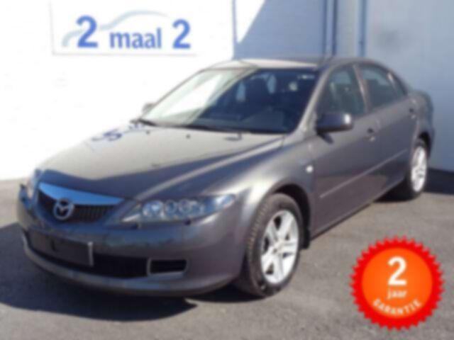 Mazda 6 2.0 CDVi Navi/Leder incl 2 JAAR garantie!