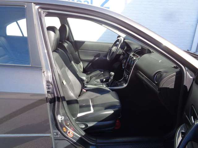 Mazda 6 2.0 CDVi Navi/Leder incl 2 JAAR garantie! 3/15