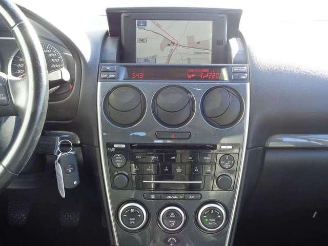 Mazda 6 2.0 CDVi Navi/Leder incl 2 JAAR garantie! 7/15