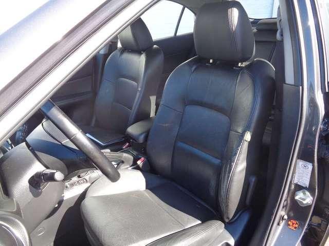 Mazda 6 2.0 CDVi Navi/Leder incl 2 JAAR garantie! 10/15