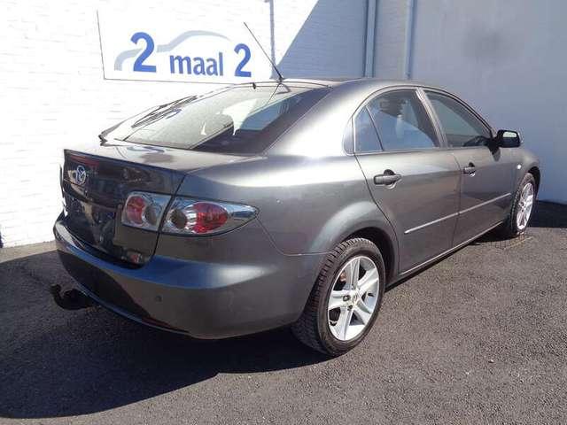 Mazda 6 2.0 CDVi Navi/Leder incl 2 JAAR garantie! 14/15
