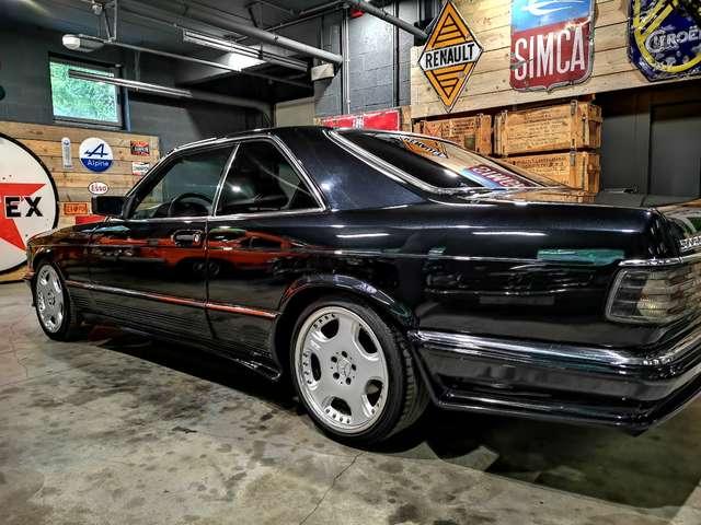 Mercedes 500 SEC *** Body kit Lorinser + jantes AMG *** 14/14