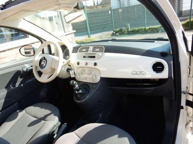 Fiat 500 1.2i Lounge Euro5 Panoramadak 10/12