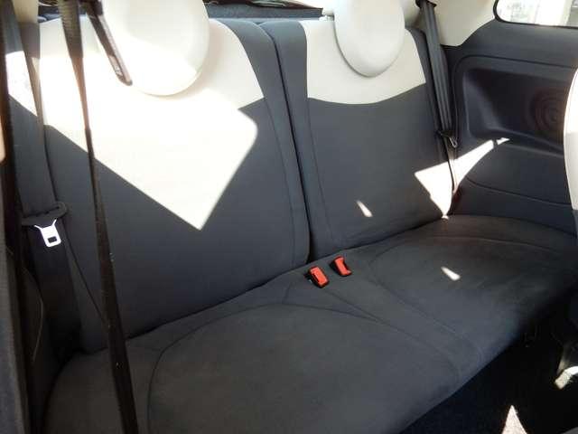 Fiat 500 1.2i Lounge Euro5 Panoramadak 11/12