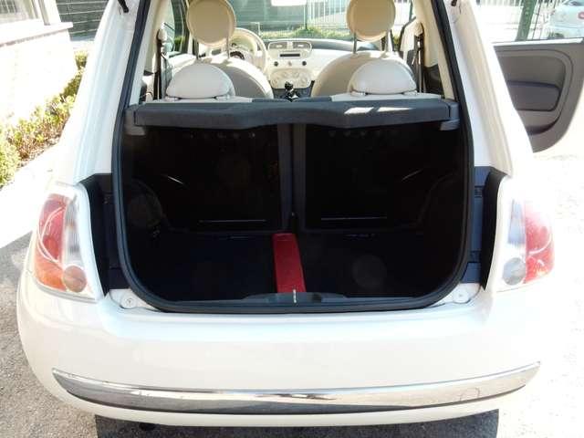 Fiat 500 1.2i Lounge Euro5 Panoramadak 12/12