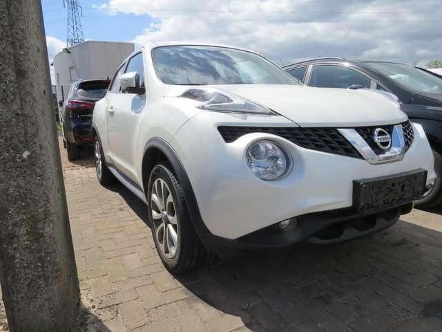 Nissan Juke 1.5 dCi 2WD Tekna 1/6