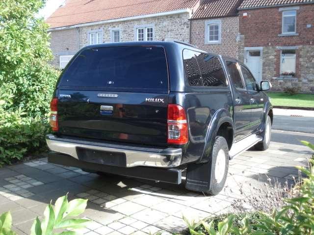 Toyota Hilux 2.5 d4d double cabine 5/15