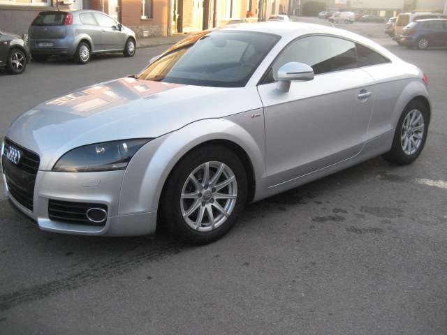 Audi TT 1.8 TFSI CUIR/CLIM/GARANTIE 1 AN 1/15