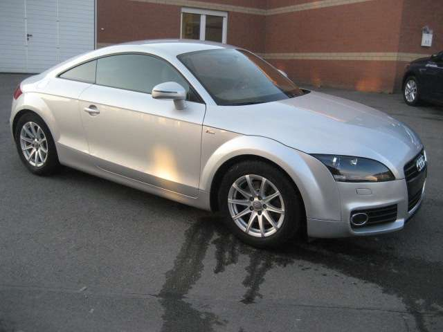 Audi TT 1.8 TFSI CUIR/CLIM/GARANTIE 1 AN 2/15