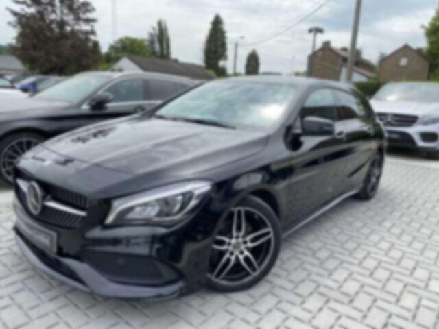 Mercedes CLA 200 d S-Brake