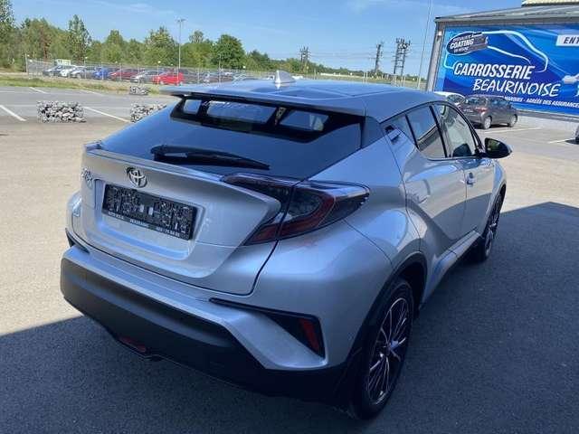 Toyota C-HR C-HIC 3/15