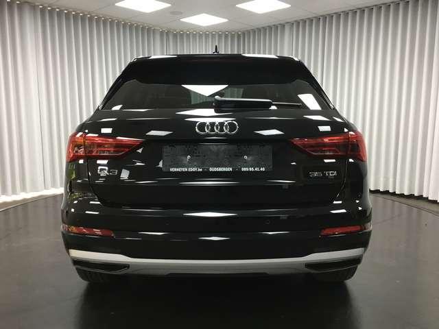 Audi Q3 2.0 TDi Automaat Leder Navi LED Virtual cockpit 4/15