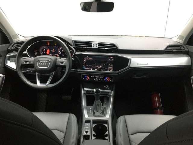 Audi Q3 2.0 TDi Automaat Leder Navi LED Virtual cockpit 10/15