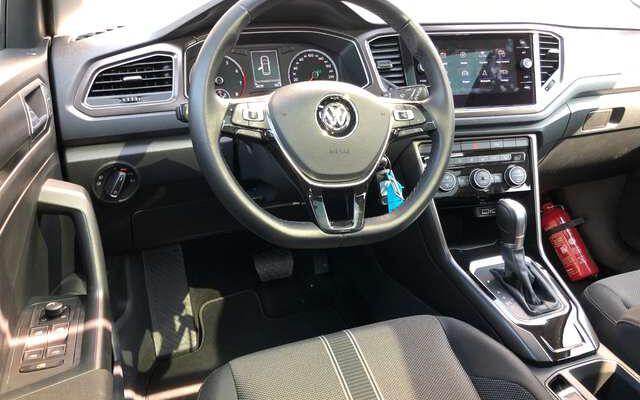 Volkswagen T-Roc 1.5 TSI ACT Style DSG   NAVI   AD. CRUISE   LED