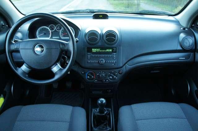 Chevrolet Aveo 1.2i L 5/6